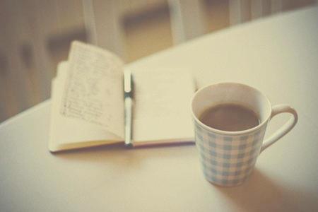 唯美咖啡杯