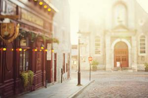 我想和你一起生活在某个小镇