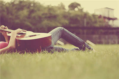 唯美:木吉他的回忆 – 拿铁咖啡_小清新~记录温暖