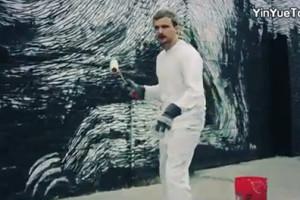 创意3D音乐短片:疯狂的粉刷匠