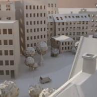 创意:有趣的都市景观–音乐短片