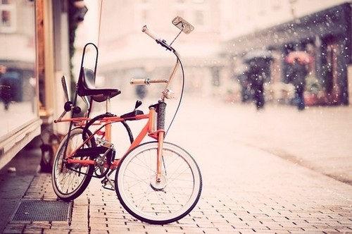 治愈系:生活就像骑单车