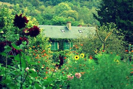 意境唯美:林中小屋