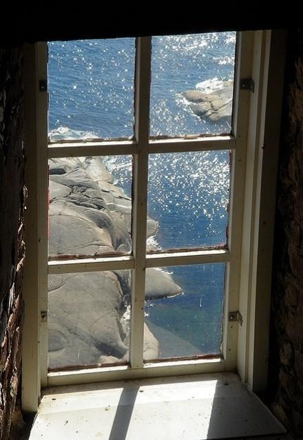 唯美:推开那扇窗