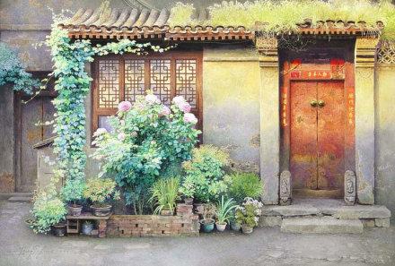 唯美:记忆中的老北京