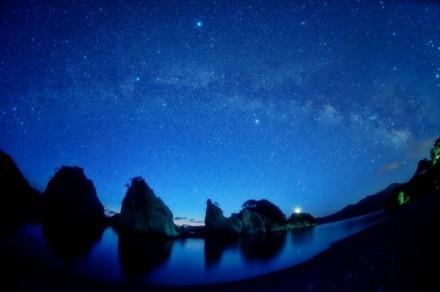 唯美:看星星